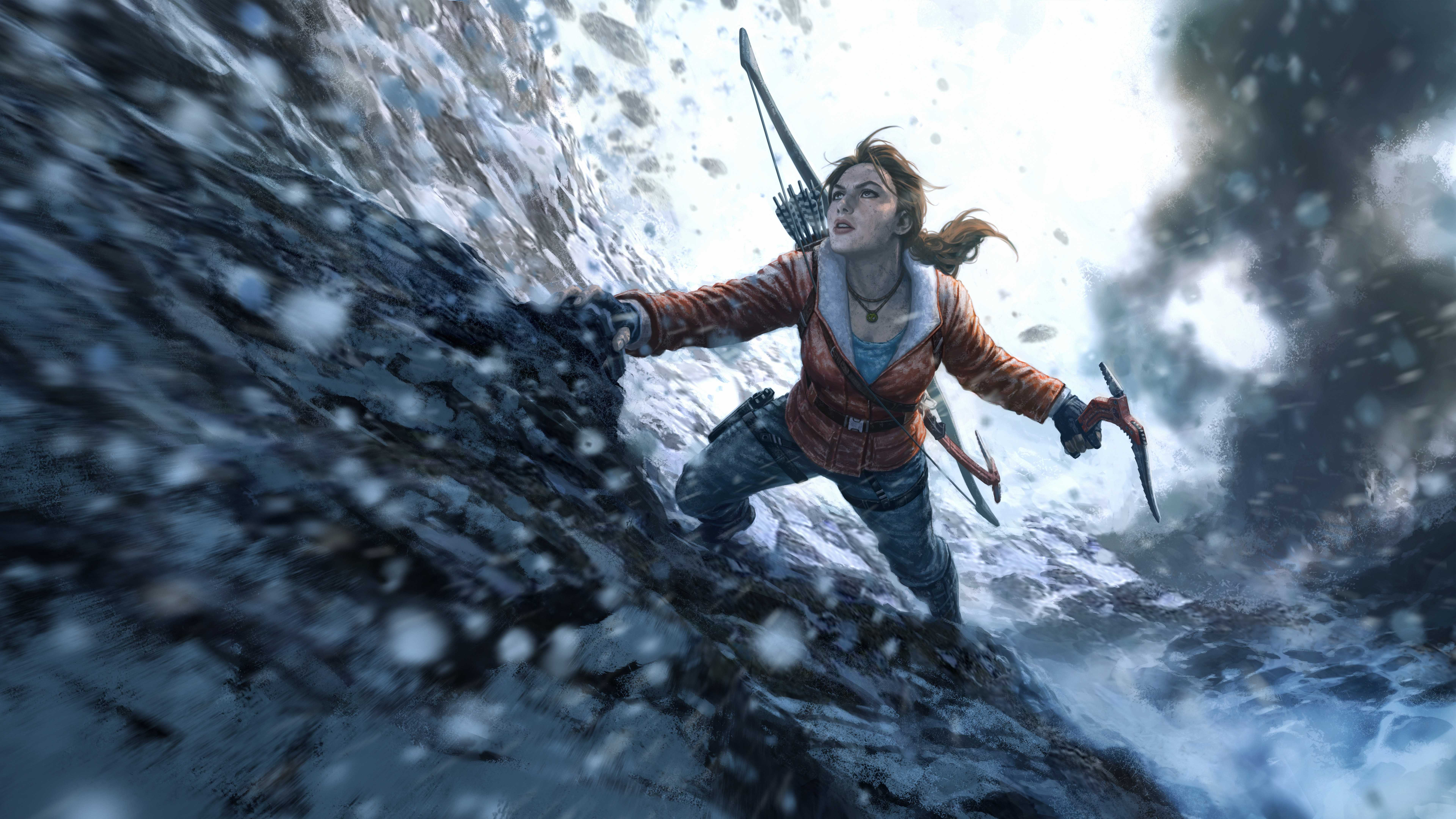 Rise of the Tomb Raider 20...
