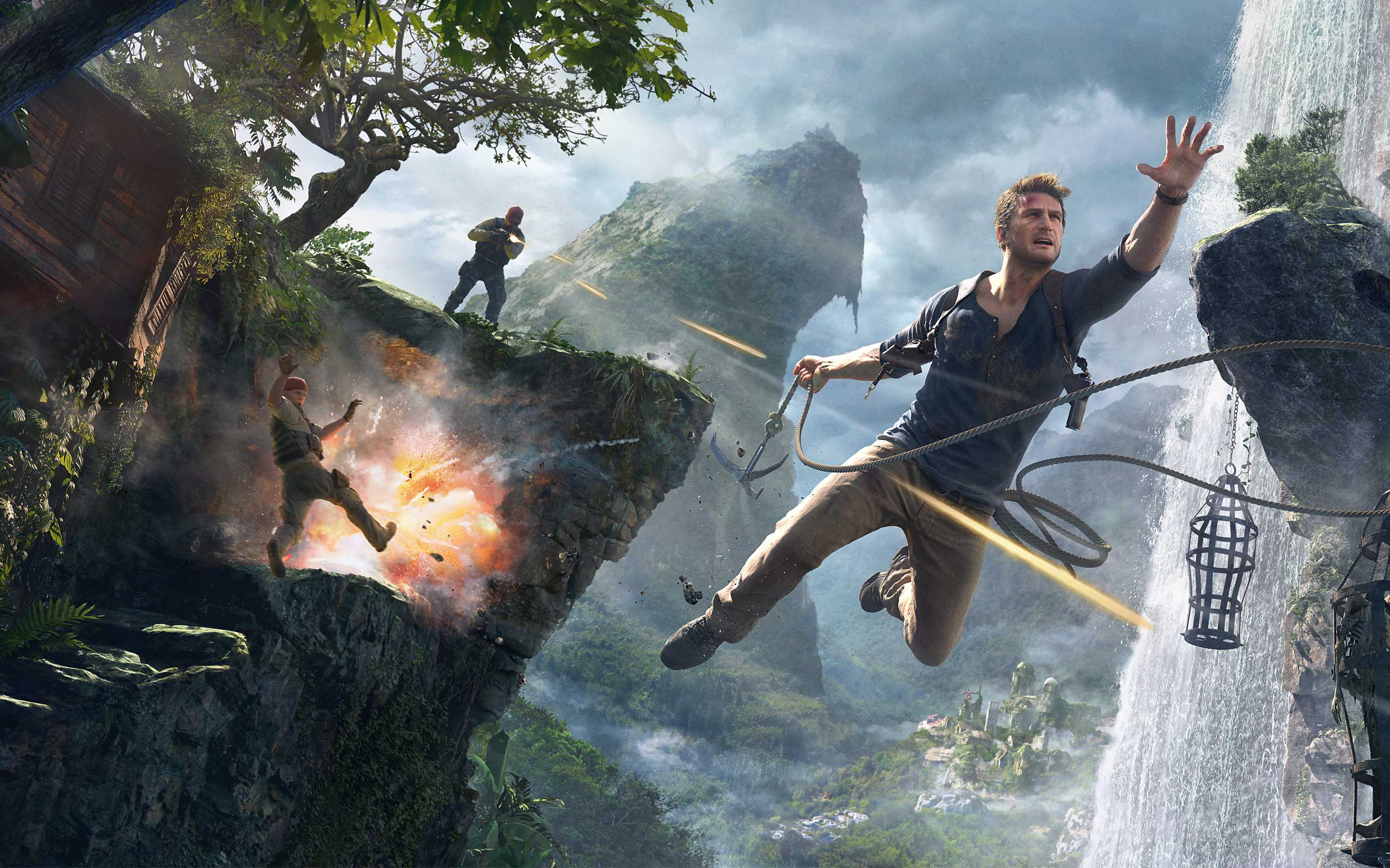 Uncharted 4 A Thief's...