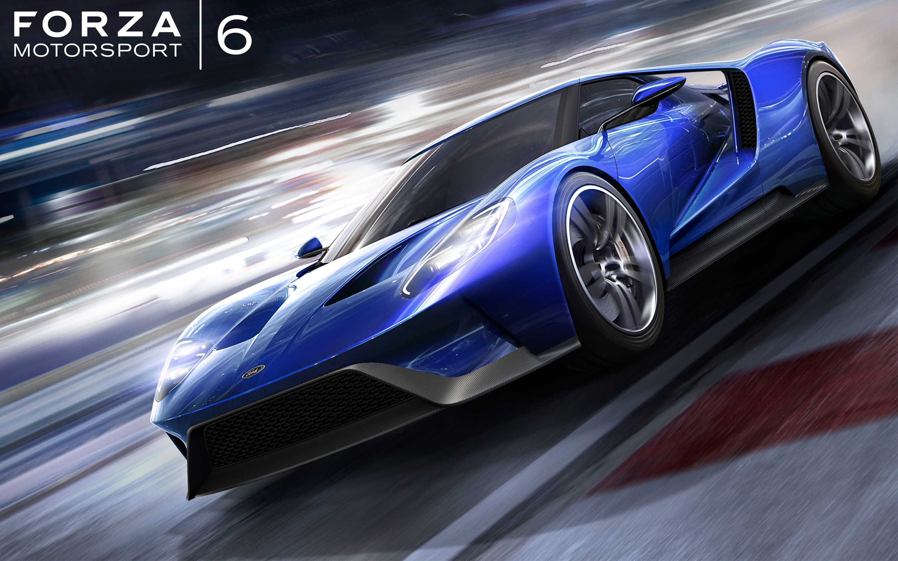 Ford GT Forza Motorsport 6