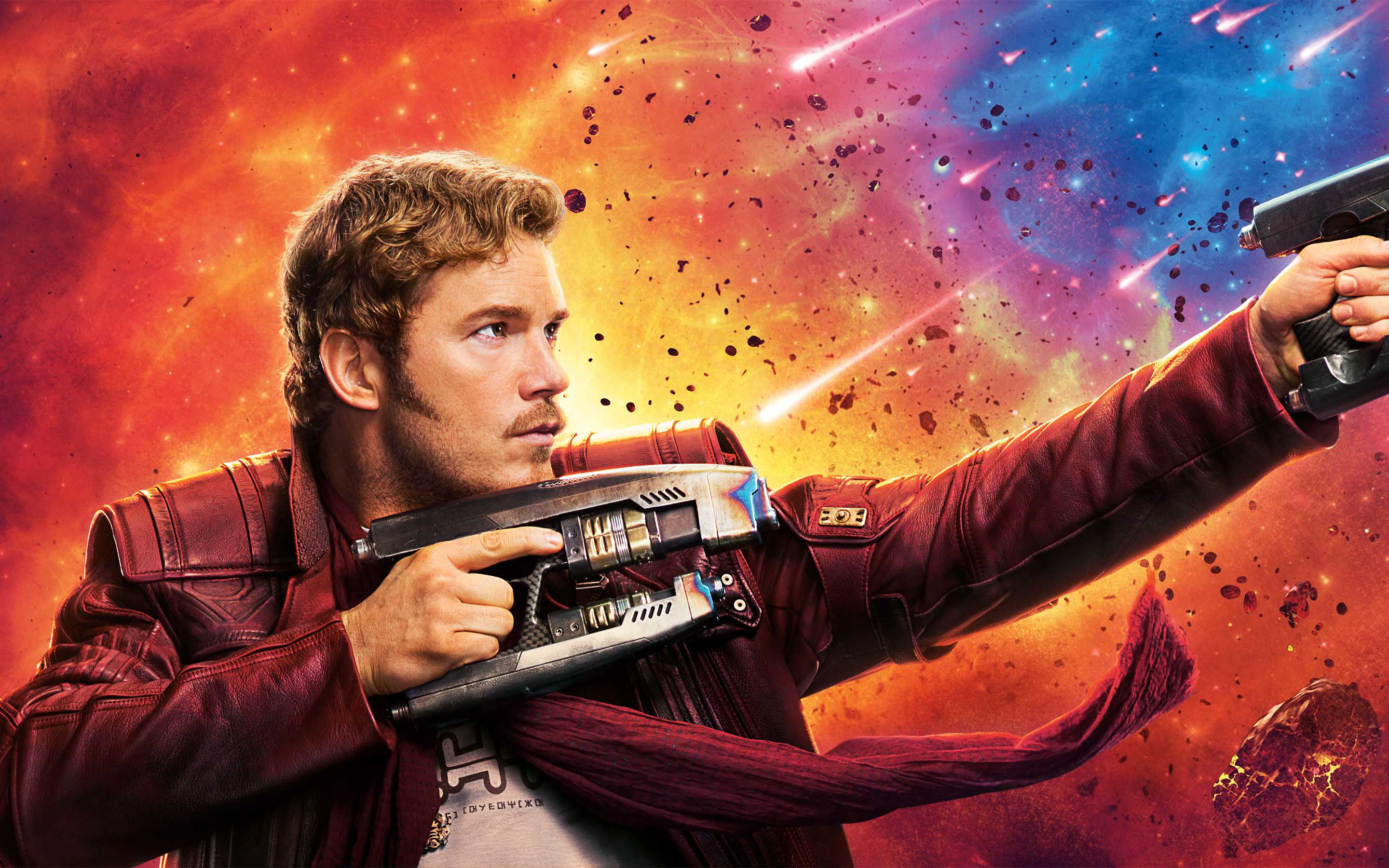 Chris Pratt Star Lord...