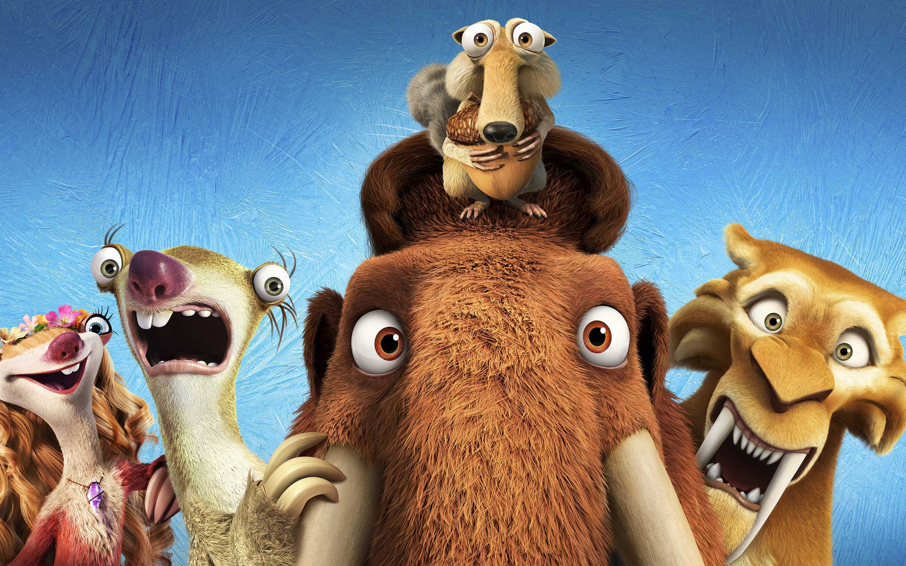 Ice Age Collision Course 4K...