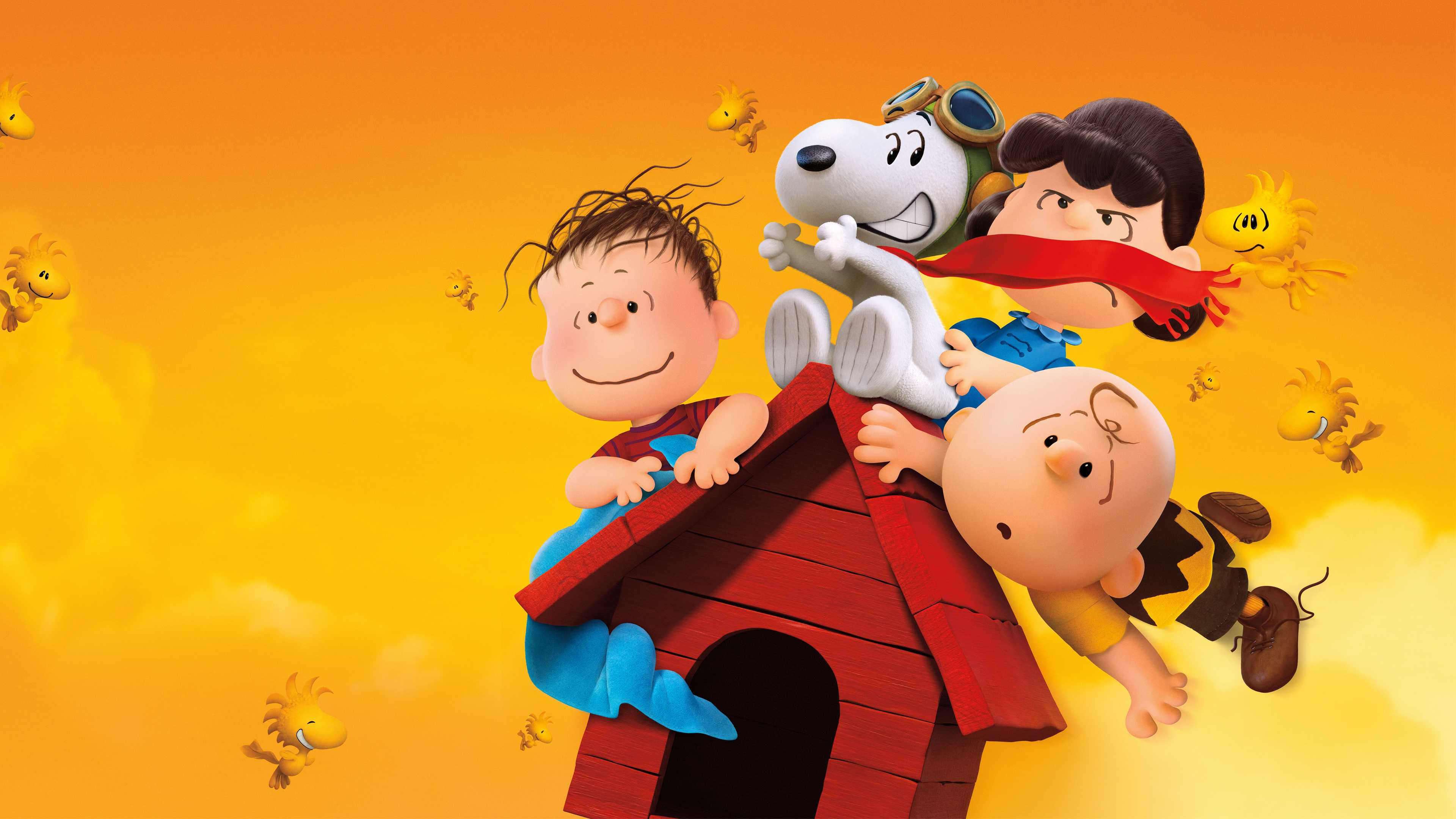 2015 The Peanuts Movie