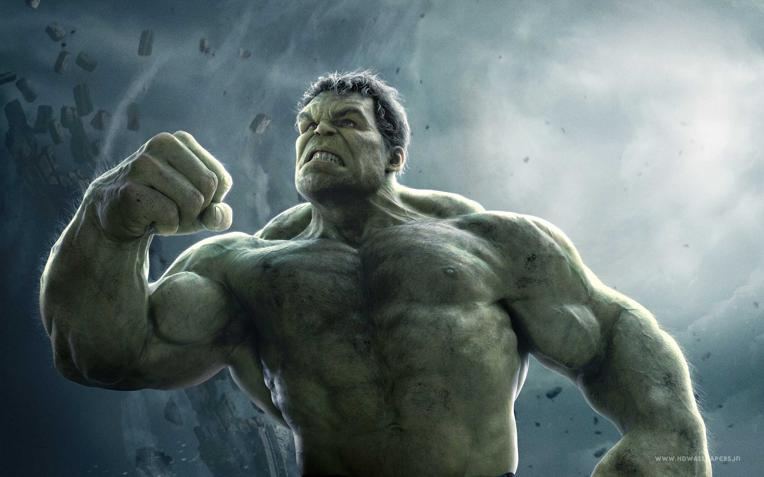Avengers Age of Ultron Hulk