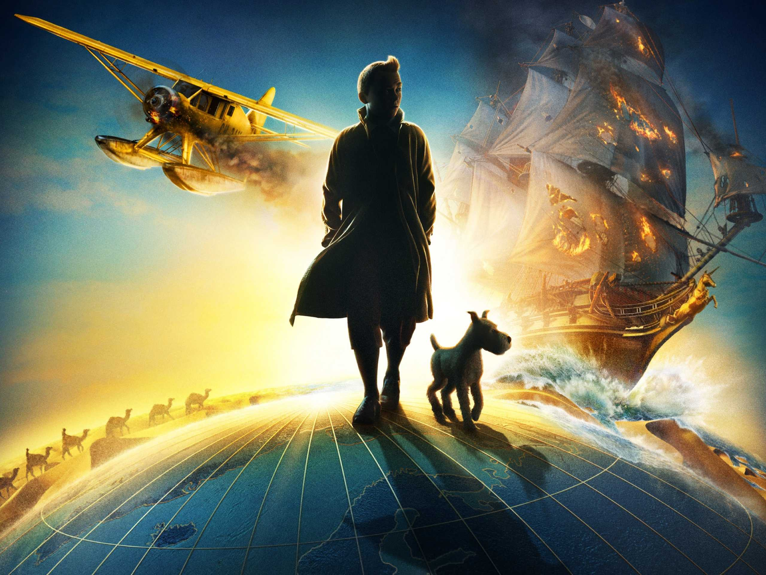 2011 The Adventures of Tintin