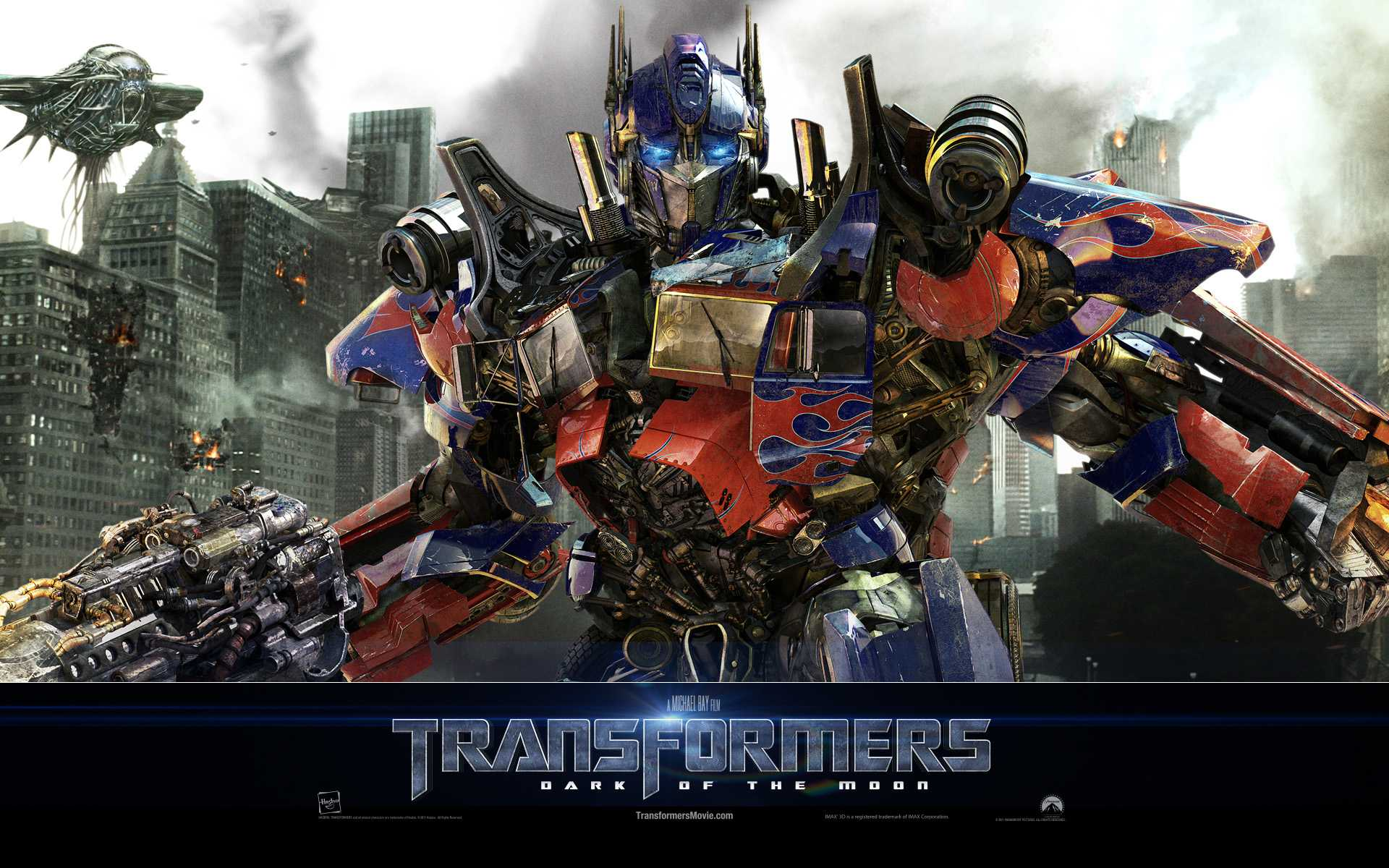 Optimus Prime TF3 High...