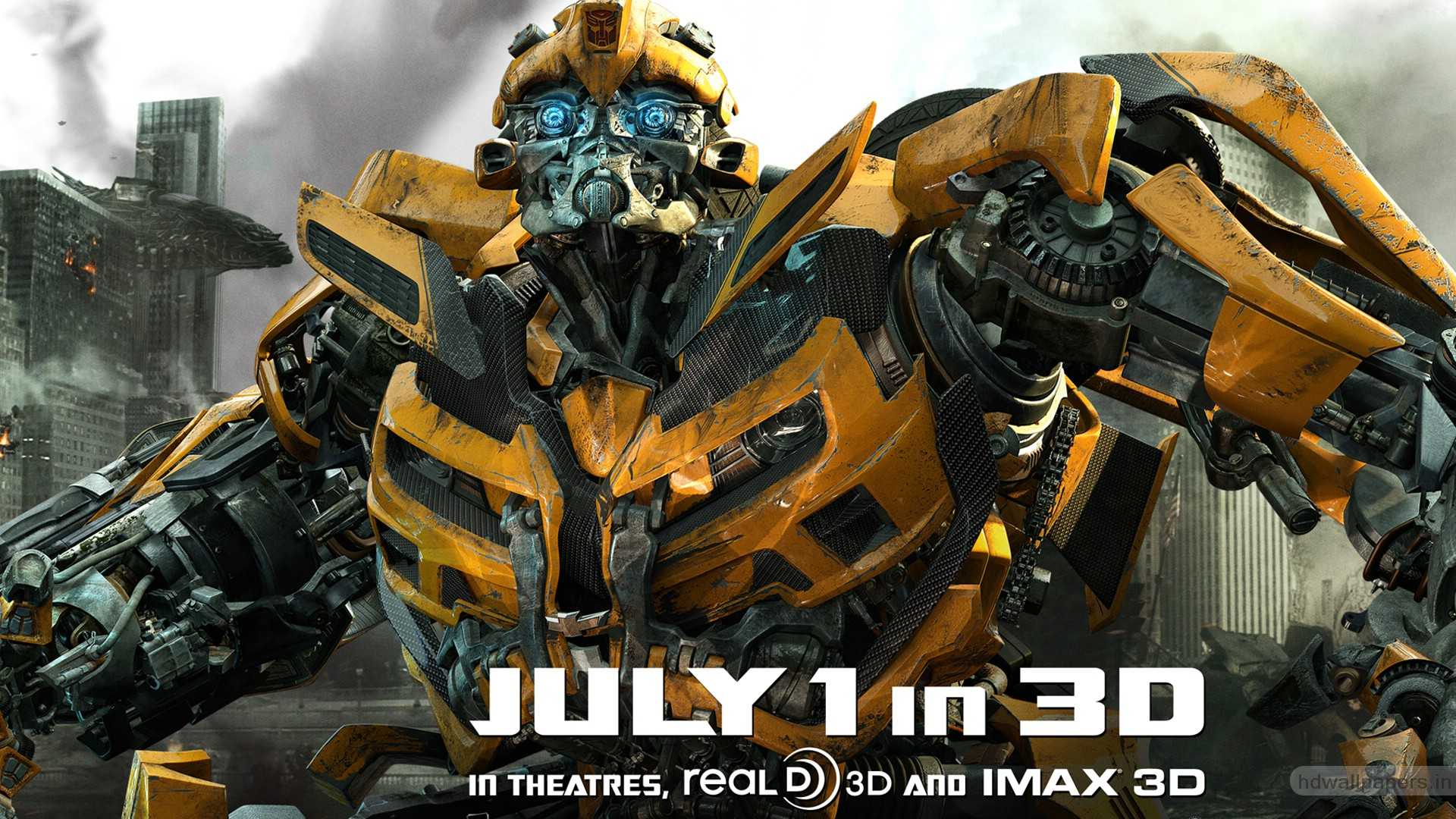 Bumblebee in New...