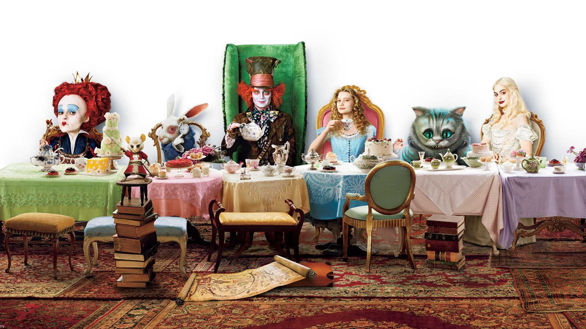 Alice in Wonderland HD...