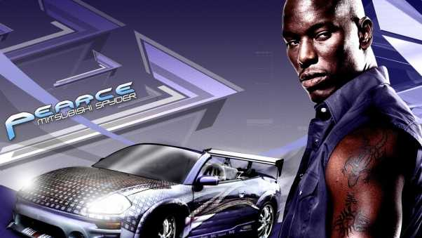 2 fast 2 furious, actor, tyrese gibson