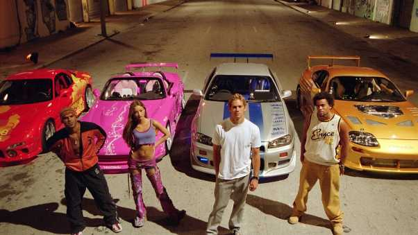 2 fast 2 furious, cars, actors