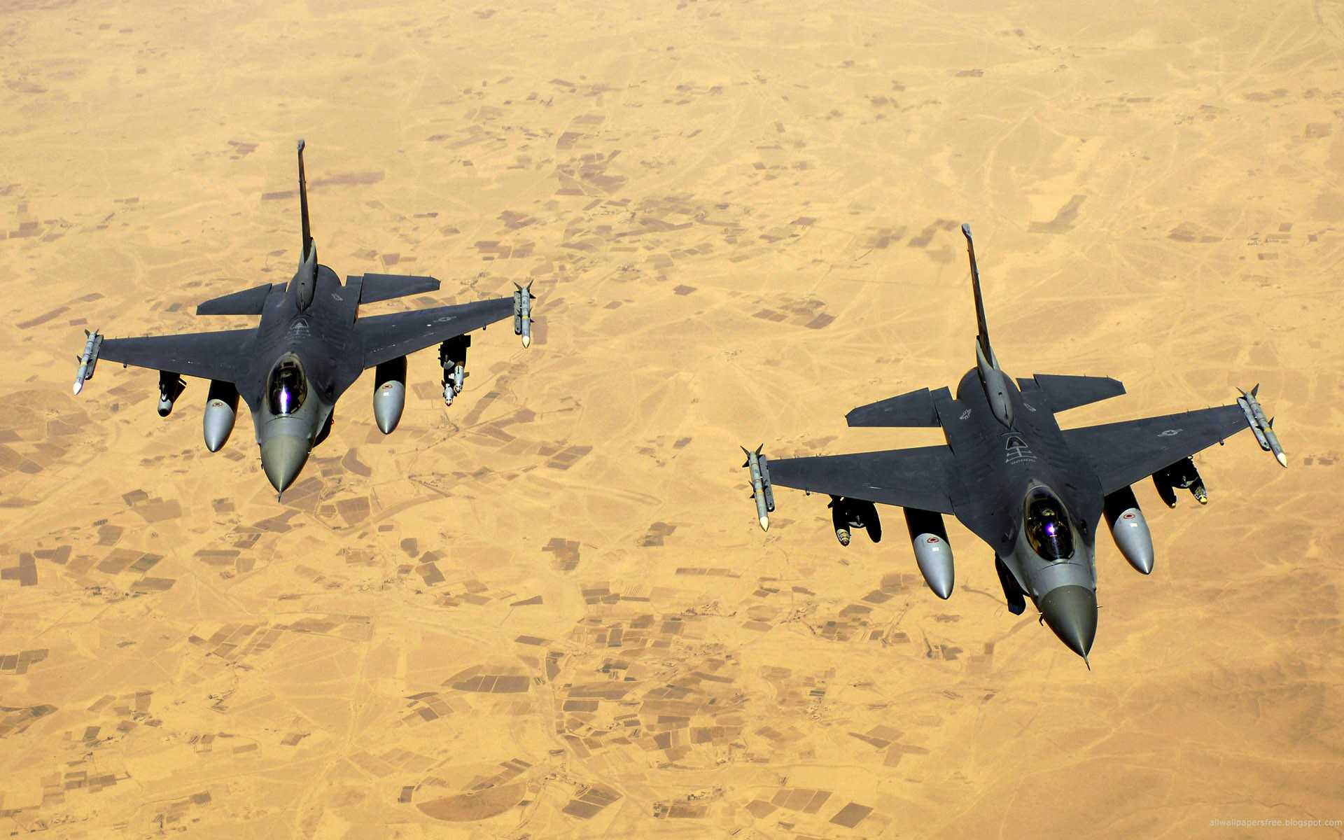 Airforce Jet Fighters