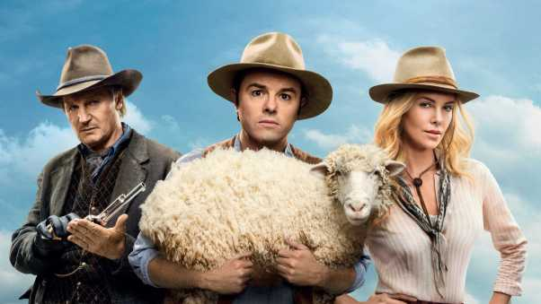 a million ways to die in the west, seth macfarlane, albert