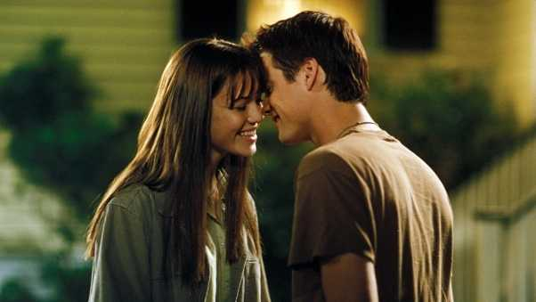 a walk to remember, in love, happy