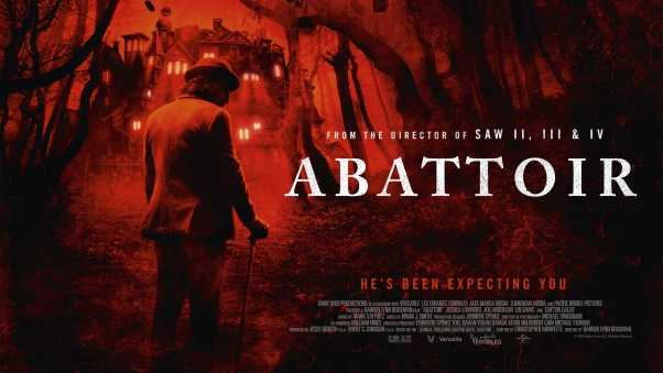 abattoir, 2016, horror
