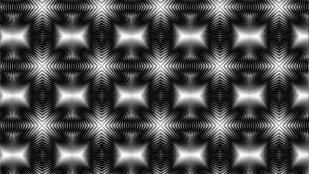 abstract, black and white, ripple