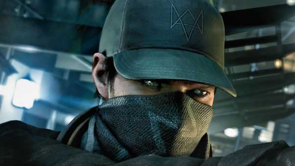 aiden pearce, watch dogs, games