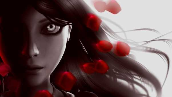 alice, madness returns, face