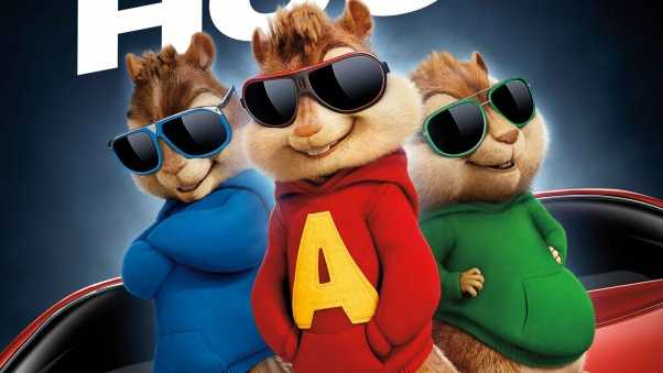 alvin and the chipmunks, the road chip, alvin
