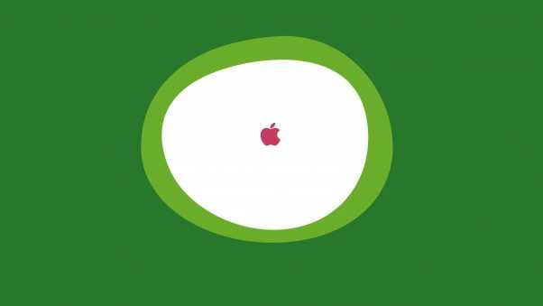 android, green, apple