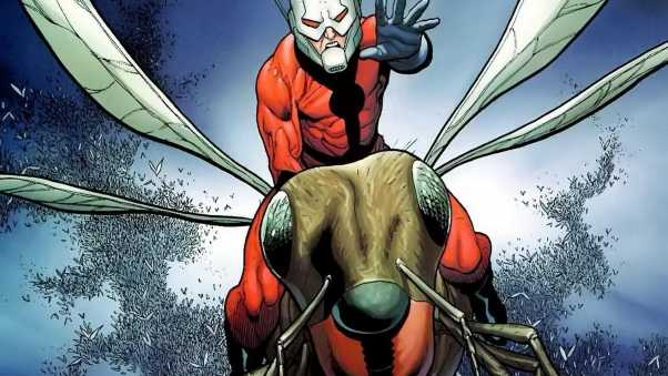 ant-man, the irredeemable ant-man, marvel comics