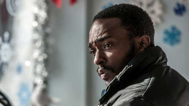 anthony mackie, actor, face