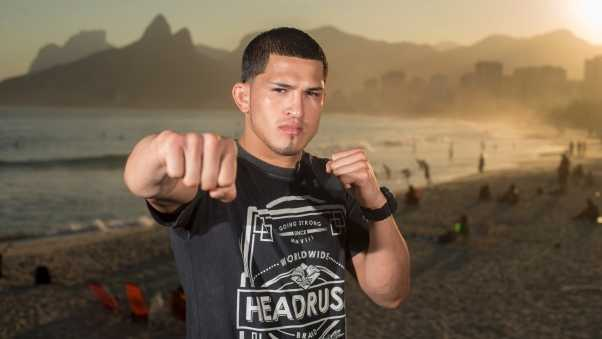 anthony pettis, american professional athlete, mixed martial arts fighter