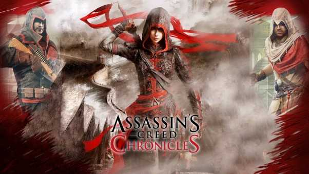 assassins creed chronicles, assassins, characters