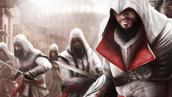 assassins creed, desmond miles, assassins