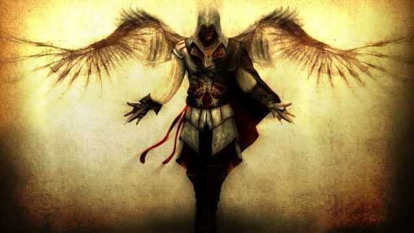 assassins creed, desmond miles, hands