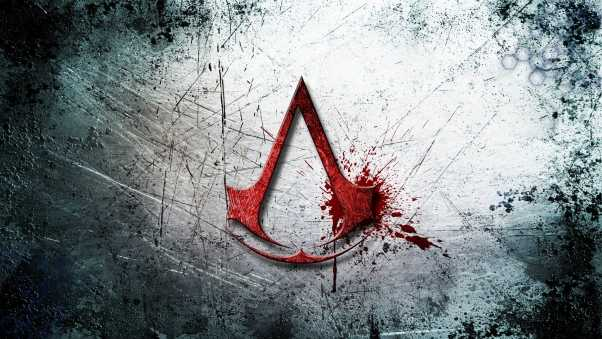 assassins creed, logo, art