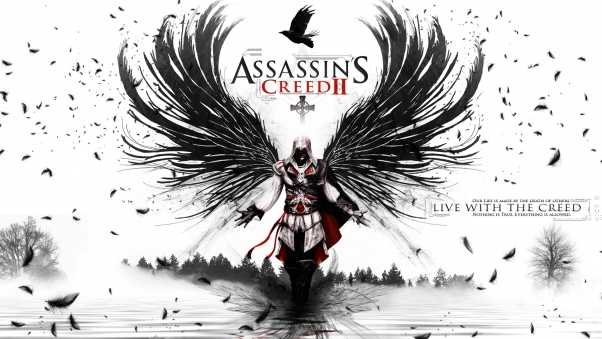 assassins creed revelations, desmond miles, wings
