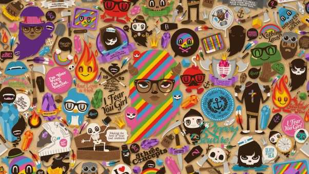 background, images, colorful