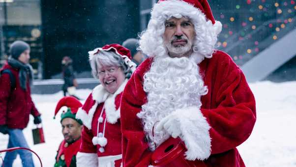bad santa 2, billy bob thornton, kathy bates