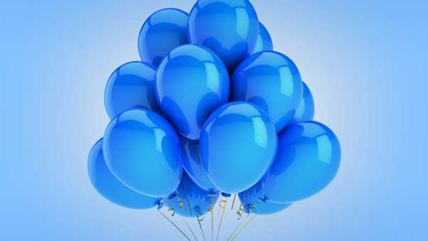 balloons, holiday, celebration
