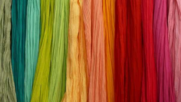 bands, colorful, cloth
