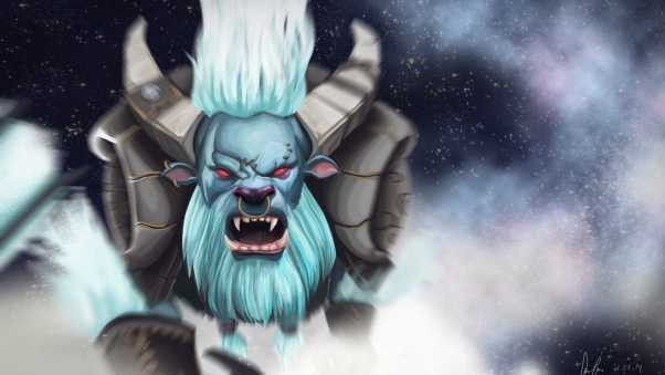 barathrum, spirit breaker, dota 2