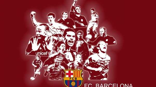 barcelona, club, football