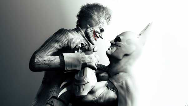 batman arkham city, the joker, character