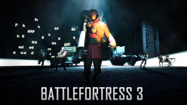 battlefortress 3, team fortress 2, battlefield