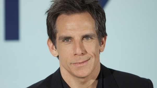 ben stiller, actor, smile