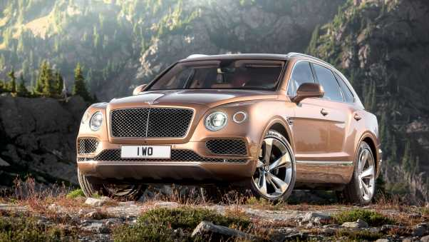 bentley, bentayga, brown