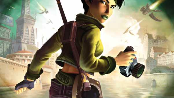 beyond good evil, jade, girl