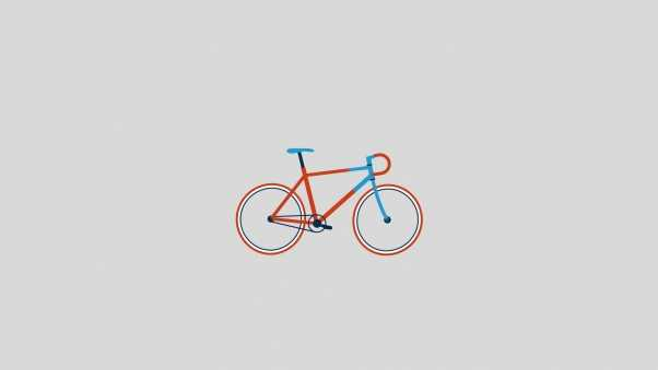 bicycle, sports, drawing