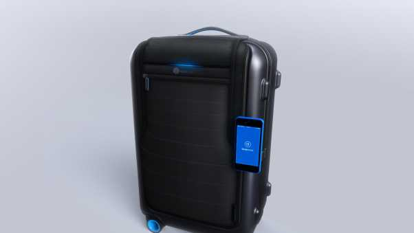 bluesmart, smart luggage, suitcase smart