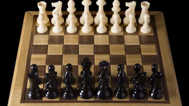 board, game, chess