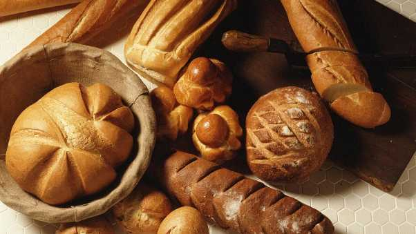 bread, delicious, pastries