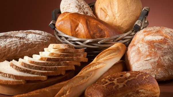 bread, pastries, food