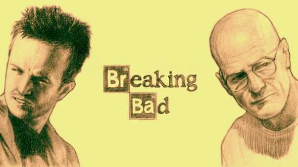 breaking bad, walter white, jesse pinkman