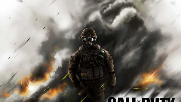 call of duty modern warfare 3, soldier, automatic