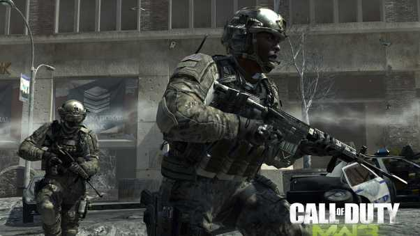 call of duty modern warfare 3, soldiers, bank machines