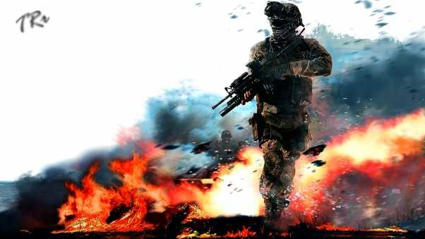 call of duty, modern warfare, military